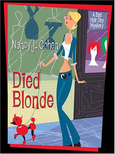 9781587249136: Died Blonde: A Bad Hair Day Mystery