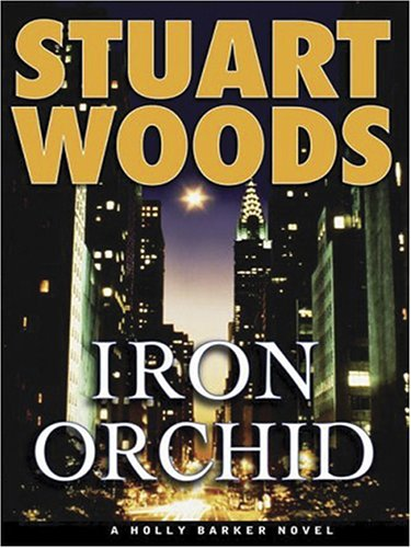 9781587249181: Iron Orchid (Wheeler Hardcover)