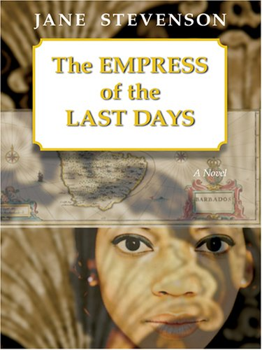 9781587249297: The Empress of the Last Days (Wheeler Large Print Book Series)