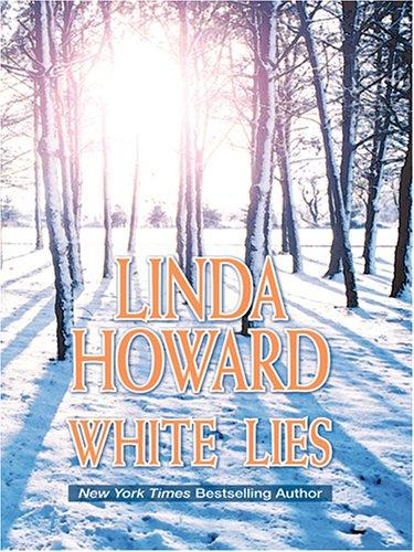 9781587249402: White Lies (Wheeler Large Print Compass Series)