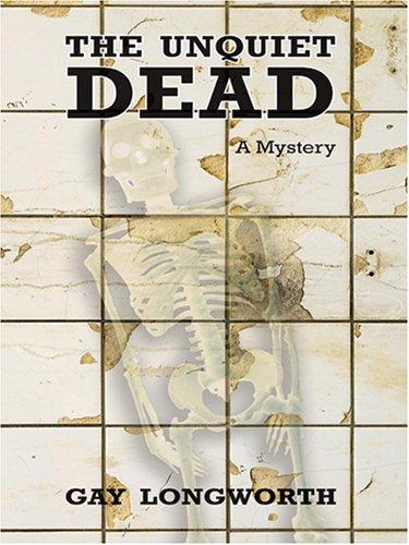 9781587249914: The Unquiet Dead (Wheeler Compass)