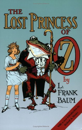 9781587260223: The Lost Princess of OZ