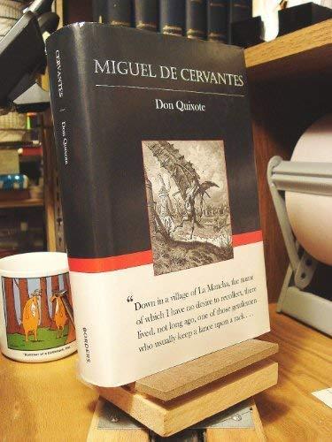 9781587260773: Don Quixote, The Ingenious Gentleman Don Quxite de la Mancha (Borders Classics - Abridged Edition)