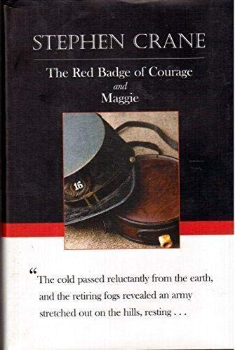 9781587260780: The Red Badge of Courage and Maggie