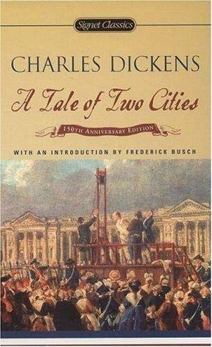 A TALE OF TWO CITIES (Borders Classics Series): Dickens, Charles