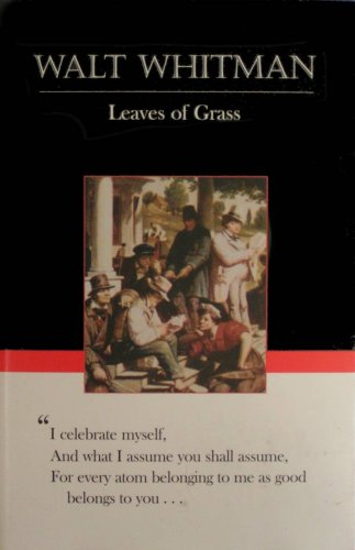 Leaves of Grass (Borders Classics Series): Walt Whitman