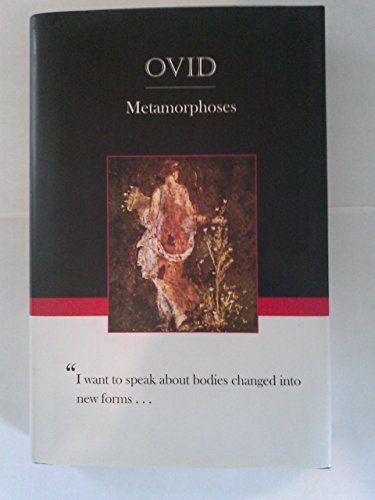 Metamorphoses: Ovid