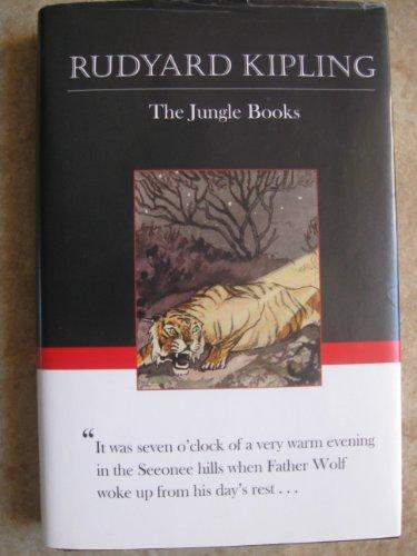 9781587261657: The Jungle Books (Borders Classics Series)