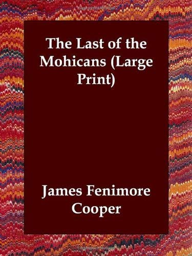 9781587264160: The Last of the Mohicans (Cooper)