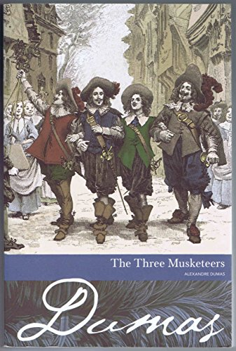 Three Musketeers(Borders Classics): Dumas, Alexandre (Translated