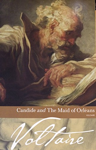 9781587264825: Candide and the Maid of Orleans