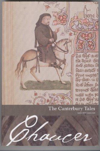 Beispielbild für The Canterbury Tales (Barnes & Noble Classics Series) zum Verkauf von Bayside Books