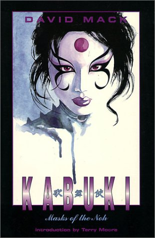 Kabuki: Masks of the Noh: David Mack, Rick