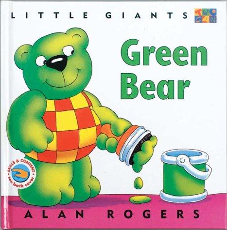 9781587281525: Green Bear