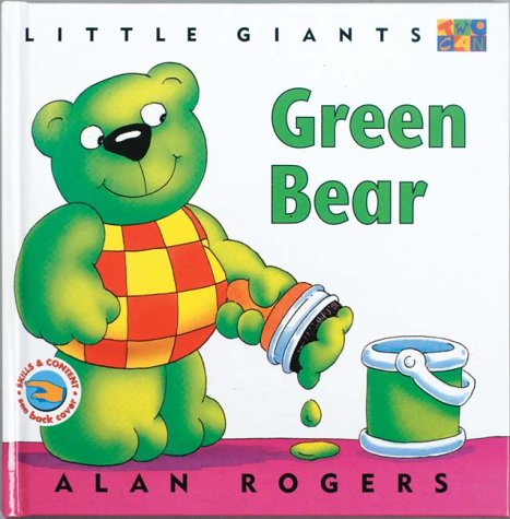 9781587281525: Green Bear (Little Giants)