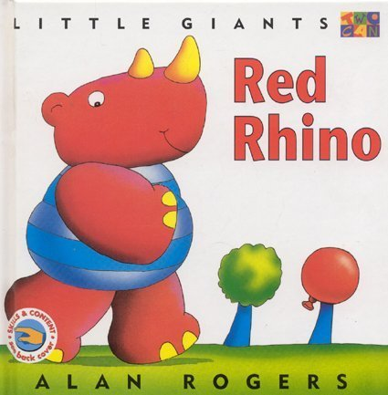 9781587281549: Red Rhino (Little Giants)