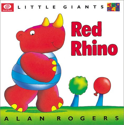 9781587281617: Red Rhino (Little Giants)