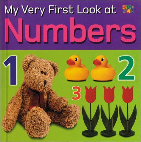 Numbers (My Very First Look At): Gunzi, Christiane