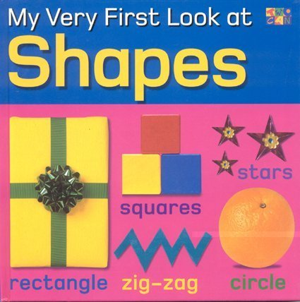 9781587282386: Shapes (My Very First Look At)