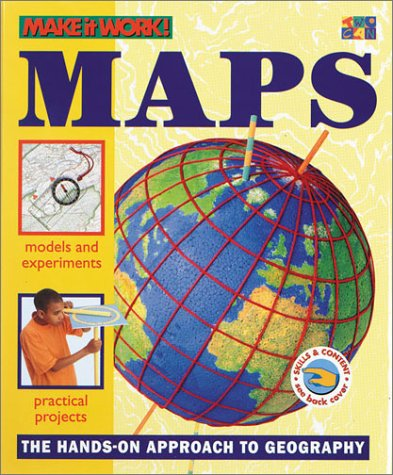 9781587282508: Maps (Make It Work! Geography)