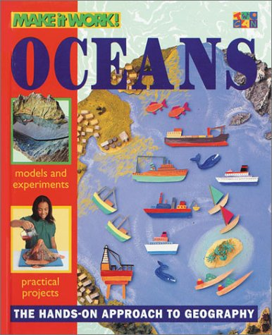9781587282553: Oceans (Make it Work! Geography)