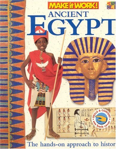 9781587283000: Ancient Egypt (Make It Work! History)