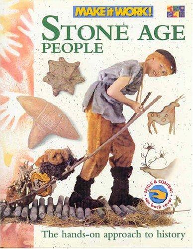 9781587283062: Stone Age People (Make It Work! History)