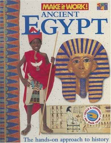 9781587283079: Ancient Egypt (Make It Work! History)