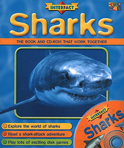 9781587283444: Sharks (Interfact)