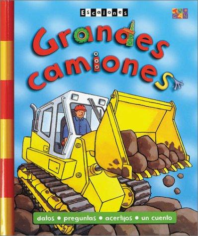 9781587284076: Grandes Camiones (Ladders)