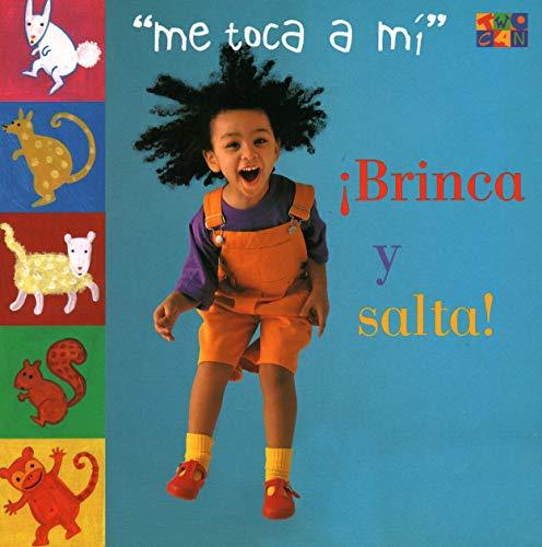 9781587284960: Brinca Y Salta! (My Turn)