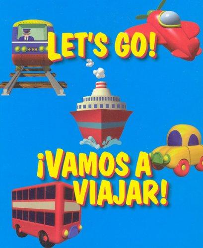 9781587285134: Let's Go / Vamos A Viajar (Word Play/Juegos Con Pala) (English and Spanish Edition)