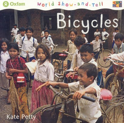 Bicycles (World Show-and-Tell): Kate Petty
