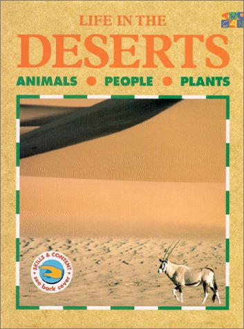 9781587285523: Life in the Deserts (Life in the...)