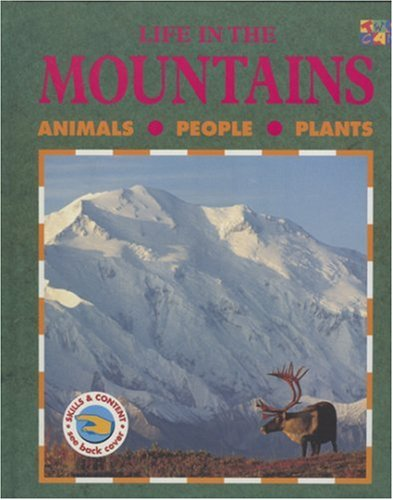 9781587285547: Life in the Mountains (Life in The... (Hardcover)) (Ecology Life in the ...)