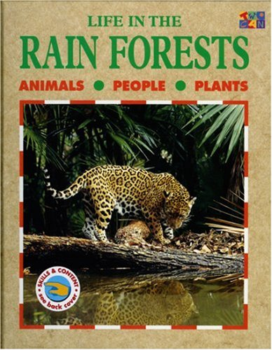 9781587285585: Life in the Rainforests (Life in the...)