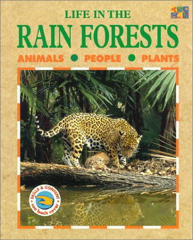 9781587285738: Life in the Rainforests (Life in the...)
