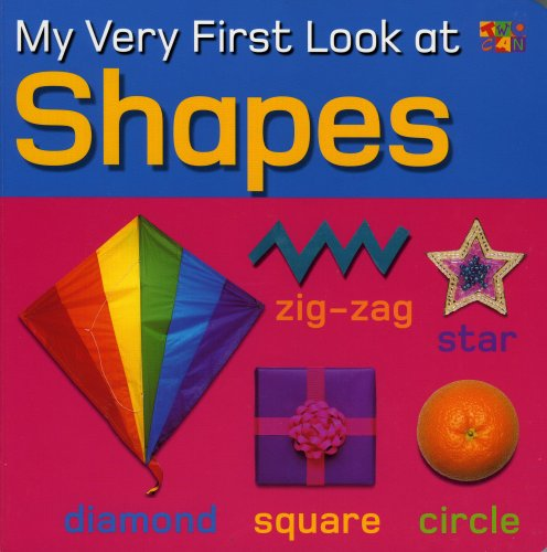 9781587285769: My Very First Look at Shapes