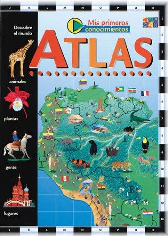 9781587286612: Atlas (Picture Reference (Mis Primeros Conocimientos))