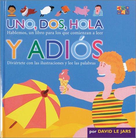 Uno, Dos, Hola Y Adios (Talk Together): Le Jars, David