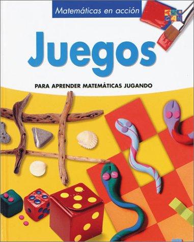 9781587289699: Juegos (Action Math/Matematicas)