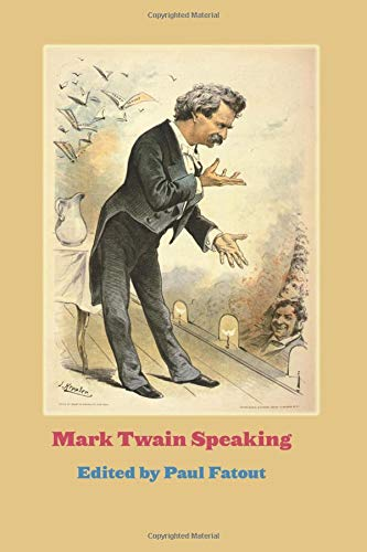 9781587294686: Mark Twain Speaking