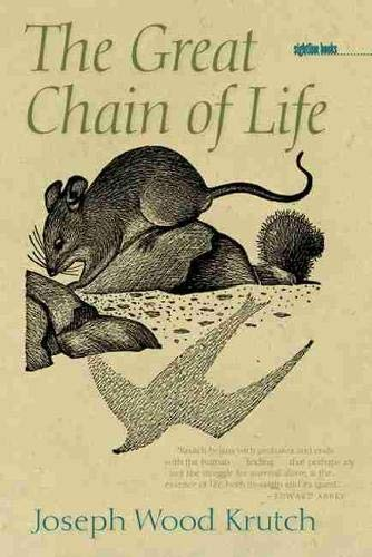 9781587298202: The Great Chain of Life (Sightline Books)
