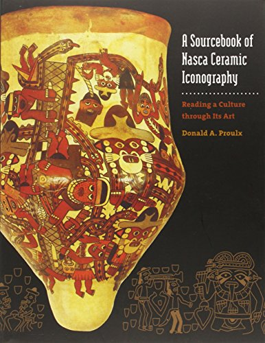 9781587298295: A Sourcebook of Nasca Ceramic Icongraphy: Reading a Culture Through Its Art