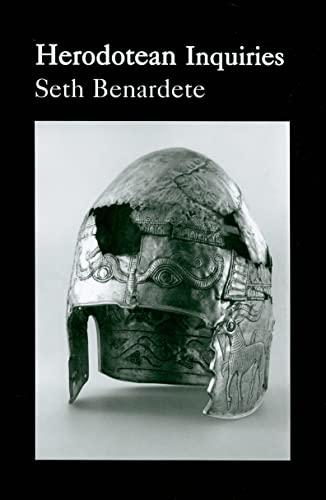 Herodotean Inquiries: Benardete, Seth
