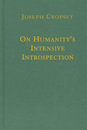 9781587316111: On Humanity's Intensive Introspection