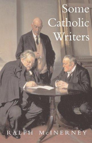 Some Catholic Writers: Ralph McInerny