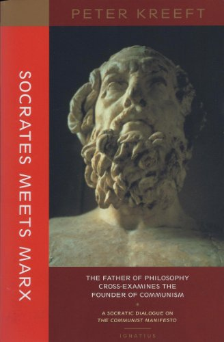 9781587318351: Socrates Meets Marx: The Father of Philosophy Cross-examines the Founder of Communism
