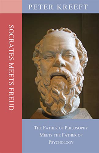 9781587318375: Socrates Meets Freud: The Father of Philosophy Meets the Father of Psychology