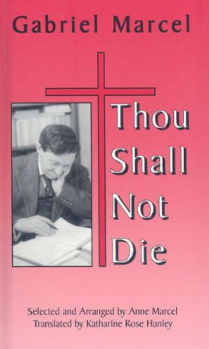 9781587318610: Thou Shall Not Die